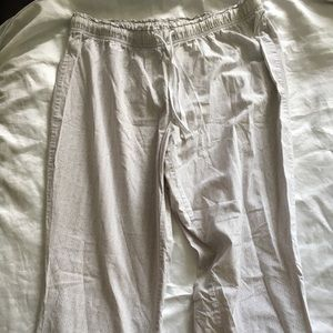 Gillian O'Malley lounge pj pants size small